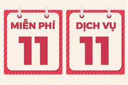 Tri ân khách vàng - Thỏa sức làm hàng – iChina Company Miễn 100% phí dịch vụ