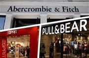 Cơ hội mua hàng Esprit Pull&Bear Abercrombie Fitch ngày giảm giá 11/11/2019