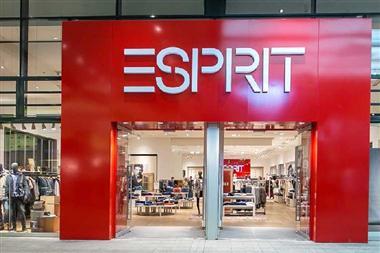 Esprit và chương trình giảm giá nhẹ nhàng ngày 11/11/2018 tại Tmall