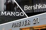 Top 3 thương hiệu chị em yêu thích Mango Bershka F21 chiến tranh giá ngày 11/11/2018