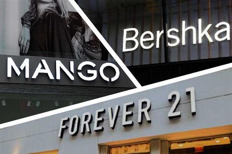 Top 3 thương hiệu chị em yêu thích Mango Bershka F21 chiến tranh giá ngày 11/11/2019