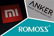 Anker Xiaomi Romoss chiến đấu giá sạc dự phòng tại giảm giá độc thân 11/11/2019