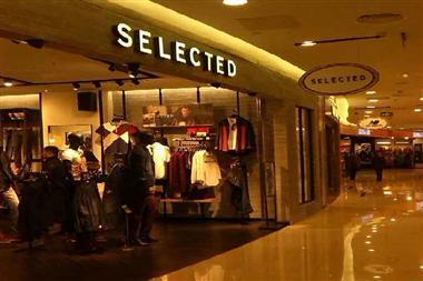 Hãng thời trang châu Âu Selected