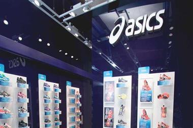 ASICS bùng nổ với chương trình sale ngày 11/11/2018 Tmall Trung Quốc