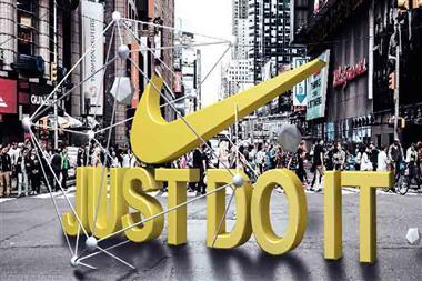 Hãng đồ thể thao Nike tại tâm bão sale 11/11/2018 trên tmall