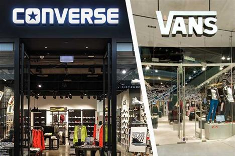 Deal khuyến mãi 2 hãng sneaker nổi tiếng Vans – Converse tại sale 11/11/2019