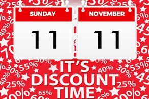 Tổng hợp link sale 11/11/2018 trên Tmall Trung Quốc
