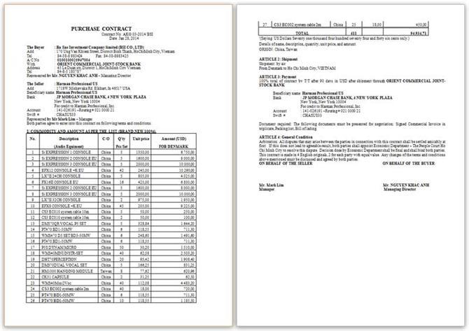Mẫu Contract AKG 03-2014 BSI