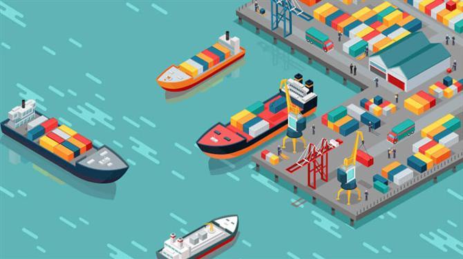 freight forwarding và dịch vụ logistics