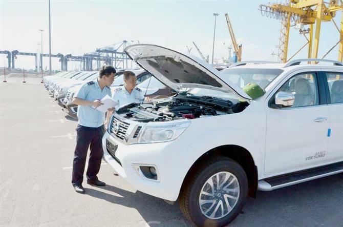 Thủ tục nhập khẩu hàng hóa - nhập khẩu ô tô tại việt nam