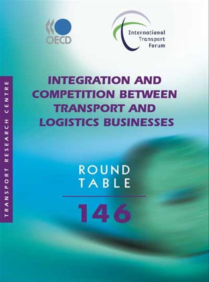 Intergration and competition between transport and logistics businesses