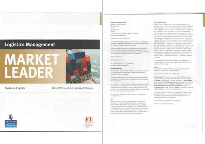 Market leader logistics management