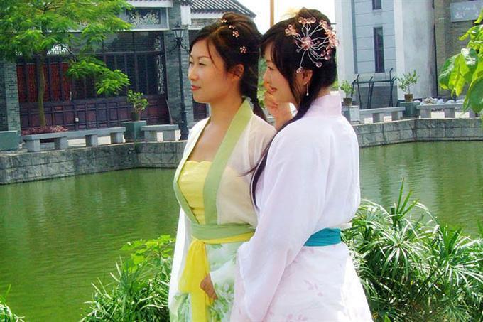 Trang phục truyền thống Lĩnh Nam