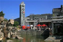 Lĩnh Nam Ấn Tượng Vườn - Nơi bảo tồn và trưng bầy văn hóa kiến trúc cổ Lĩnh Nam
