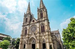 Nhà thờ tuyệt đẹp tại Quảng Châu - Nhà thờ Thánh Tâm