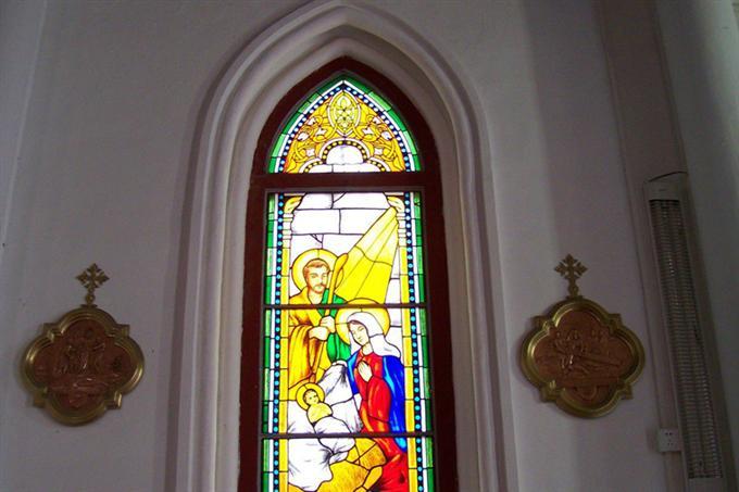 Cửa sổ nhà thờ