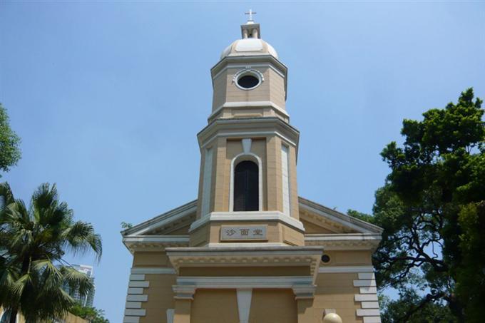 Tòa tháp nhà thờ