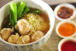 Địa chỉ thưởng thức Mỳ vằn thắn siêu ngon tại Quảng Châu