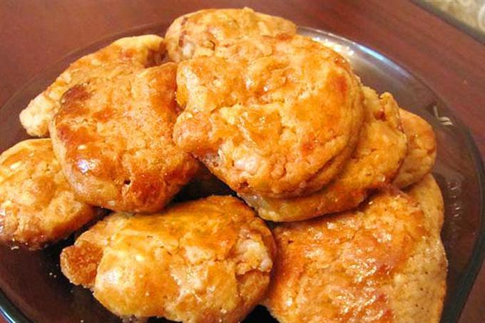 Bánh nướng hình gà được nhiều người ưa chuộng