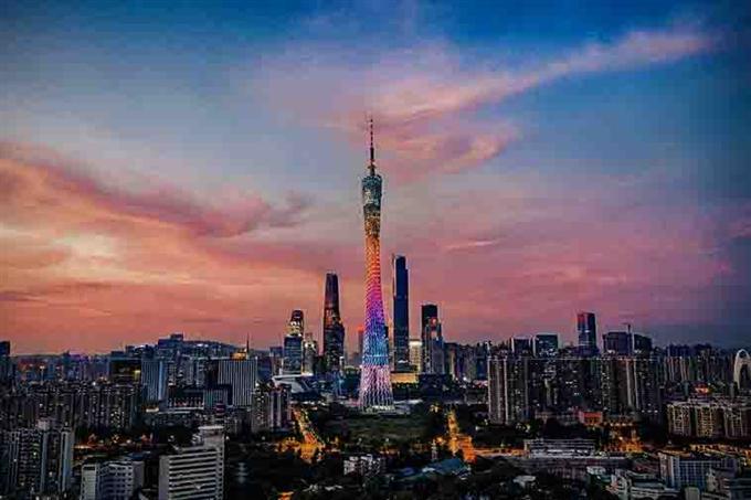 thành phố quảng châu với muôn vàn cơ hội