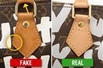 Những phương pháp phân biệt túi xách hàng hiệu và hàng fake