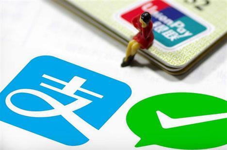 Alipay và Wechat cuộc chiến không hồi kết