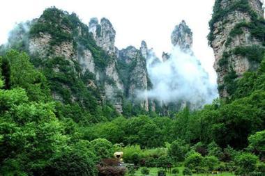 Những thắng cảnh du lịch nổi tiếng Trương Gia Giới
