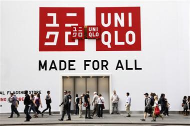 Uniqlo giảm giá hàng loạt tại Tmall Trung Quốc vào ngày 11/11