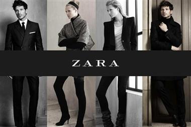 Giảm giá Zara Tmall Trung Quốc ngày 11/11/2017