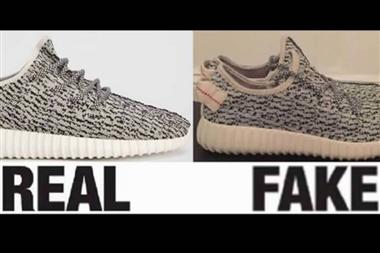 Những phương pháp phân biệt giày Nike thật giả