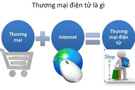 Thương mại điện tử - xu hướng phát triển thời đại mới