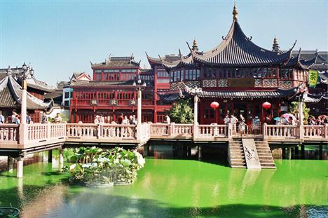 Cẩm nang du lịch Tô Châu - Trung Quốc