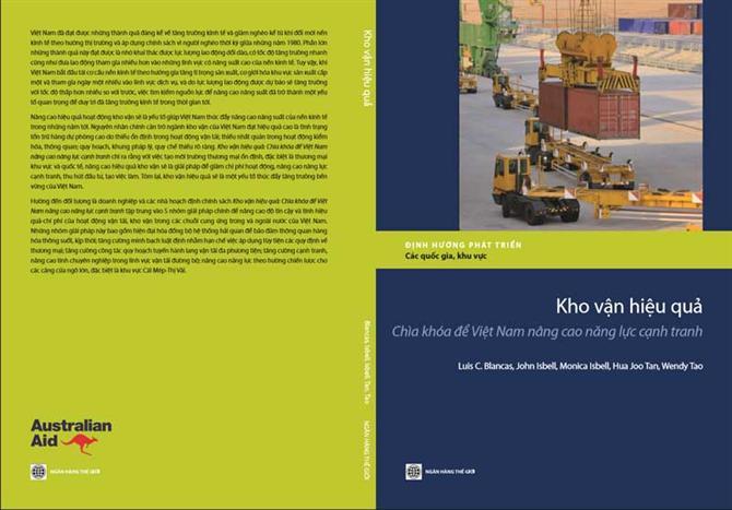 Kho vận hiệu quả Chìa khóa để Việt Nam nâng cao năng lực cạnh tranh