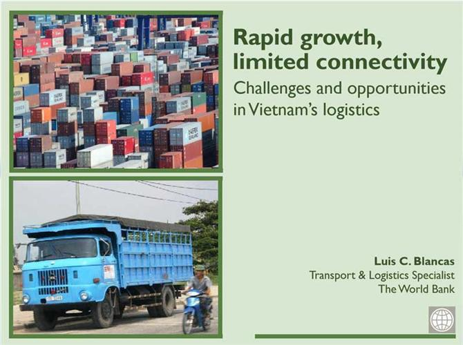 Rapid growth, Challenges and opportunities in Vietnam's logistics limited connectivity