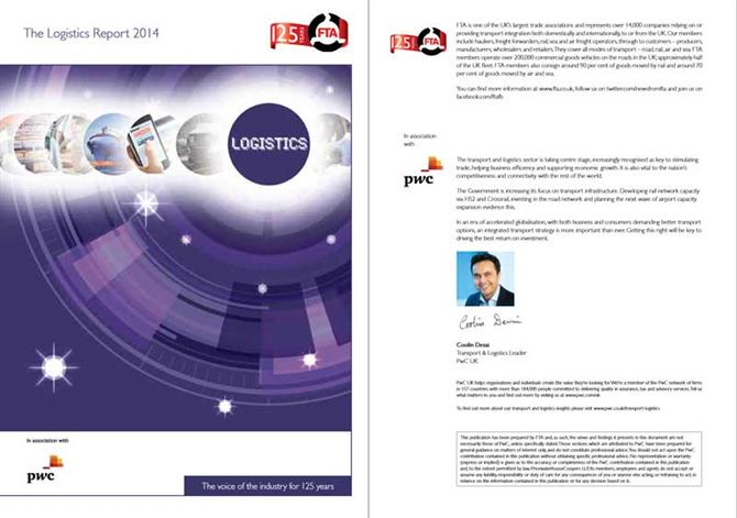 The Logistics Report 2014