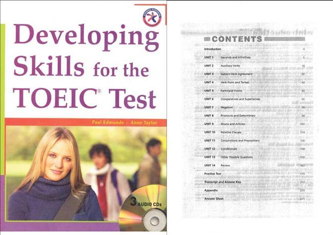 Tài liệu luyện thi TOEIC - Developing Skills