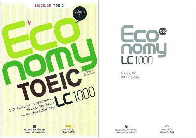 Tài liệu Economy TOEIC LC 1000