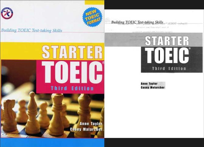 Tài liệu luyện thi Starter TOEIC