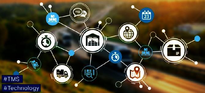 Phần mềm quản trị logistics TMS - Hệ thống Quản lý Vận tải