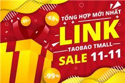 Tổng hợp link sale 11/11/2020 trên Tmall Trung Quốc