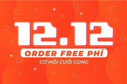 Mua hàng giảm giá 12/12 tại Trung Quốc miễn phí