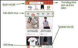 Hướng dẫn cách đặt hàng Taobao trên điện thoại qua app Taobao