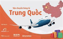 Dịch vụ ship vận chuyển hàng từ Alibaba về Việt Nam giá rẻ