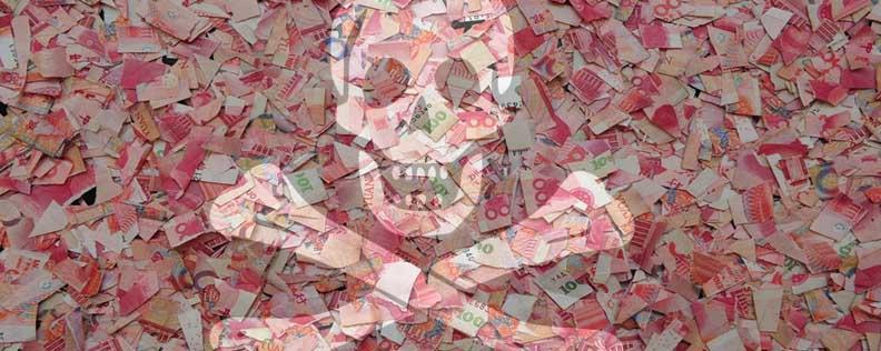 Thanh toán tiền mặt sắp bị khai tử tại Trung Quốc