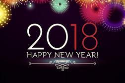 Thông báo lịch nghỉ tế dương lịch 2018