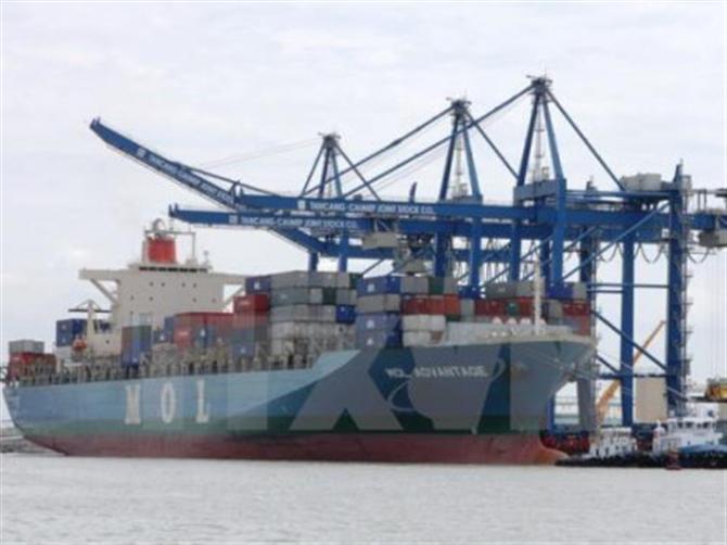 cụm cảng Cái Mép-Thị Vải
