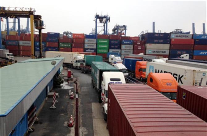 cảng cạn