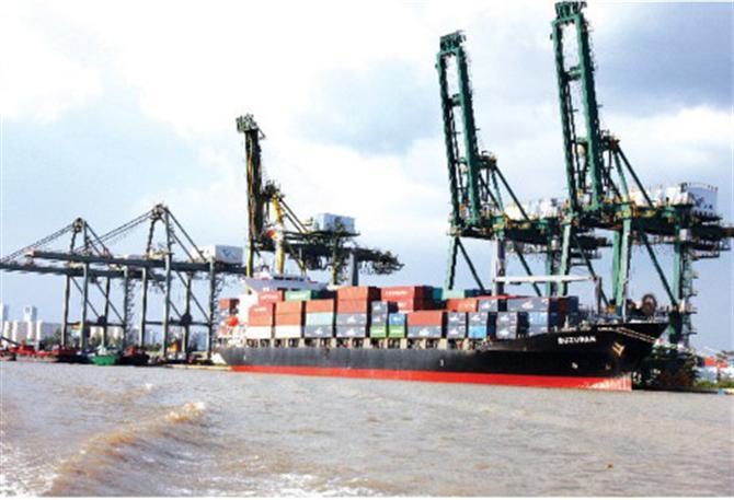 vận chuyển hàng hóa giữa Việt Nam và Kazakhstan