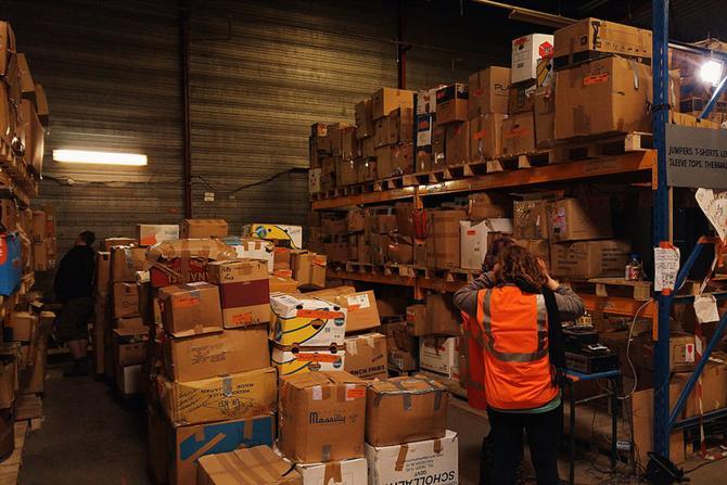 Ứng dụng CNTT trong hoạt động logistics