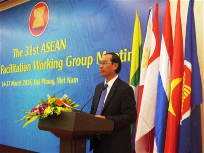 tạo thuận lợi vận tải ASEAN
